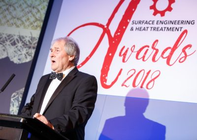 Lord Whitby - Surface Engineering Gala Dinner & Awards