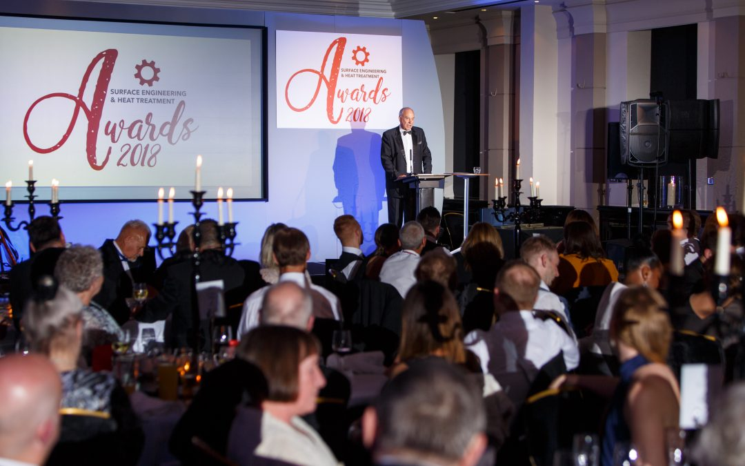 An important update – A new date for the Surface Engineering Gala Dinner & Awards